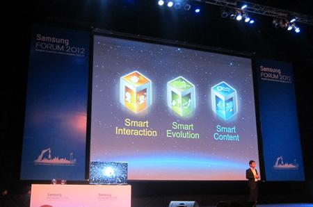 """Samsung thách thức """"tương lai"""" tại triển lãm SEA Forum Tin tức"""